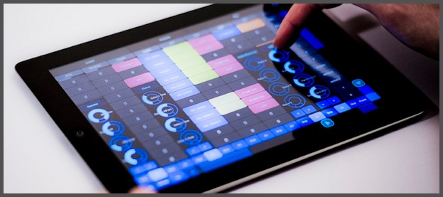 touchosc templates ableton - complete control of ableton live using your ipad or ipod