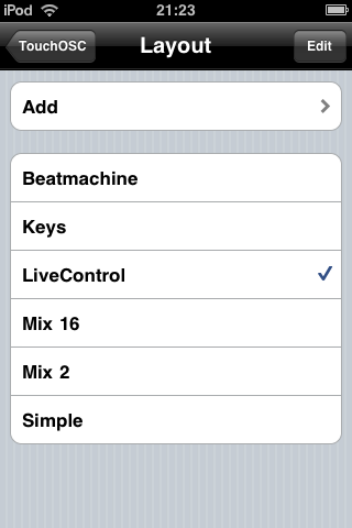 Installation – Complete Control of Ableton Live Using Your iPad or iPod